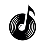 Music logo home page